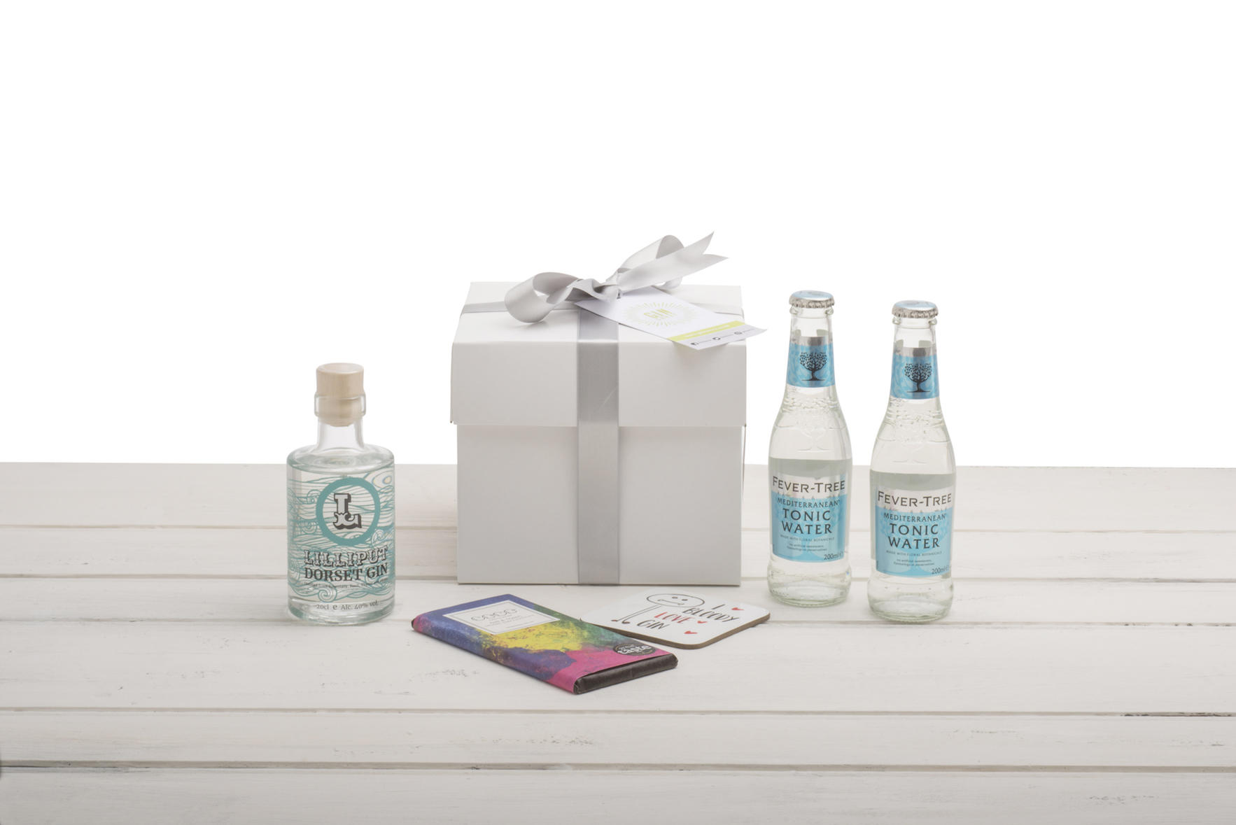 Lilliput Gin Gift Set