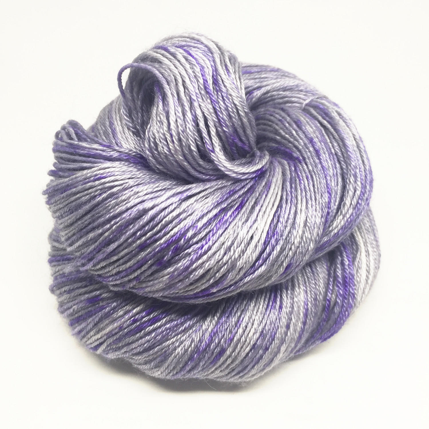 Hand dyed yarn - Cat and Sparrow UK
