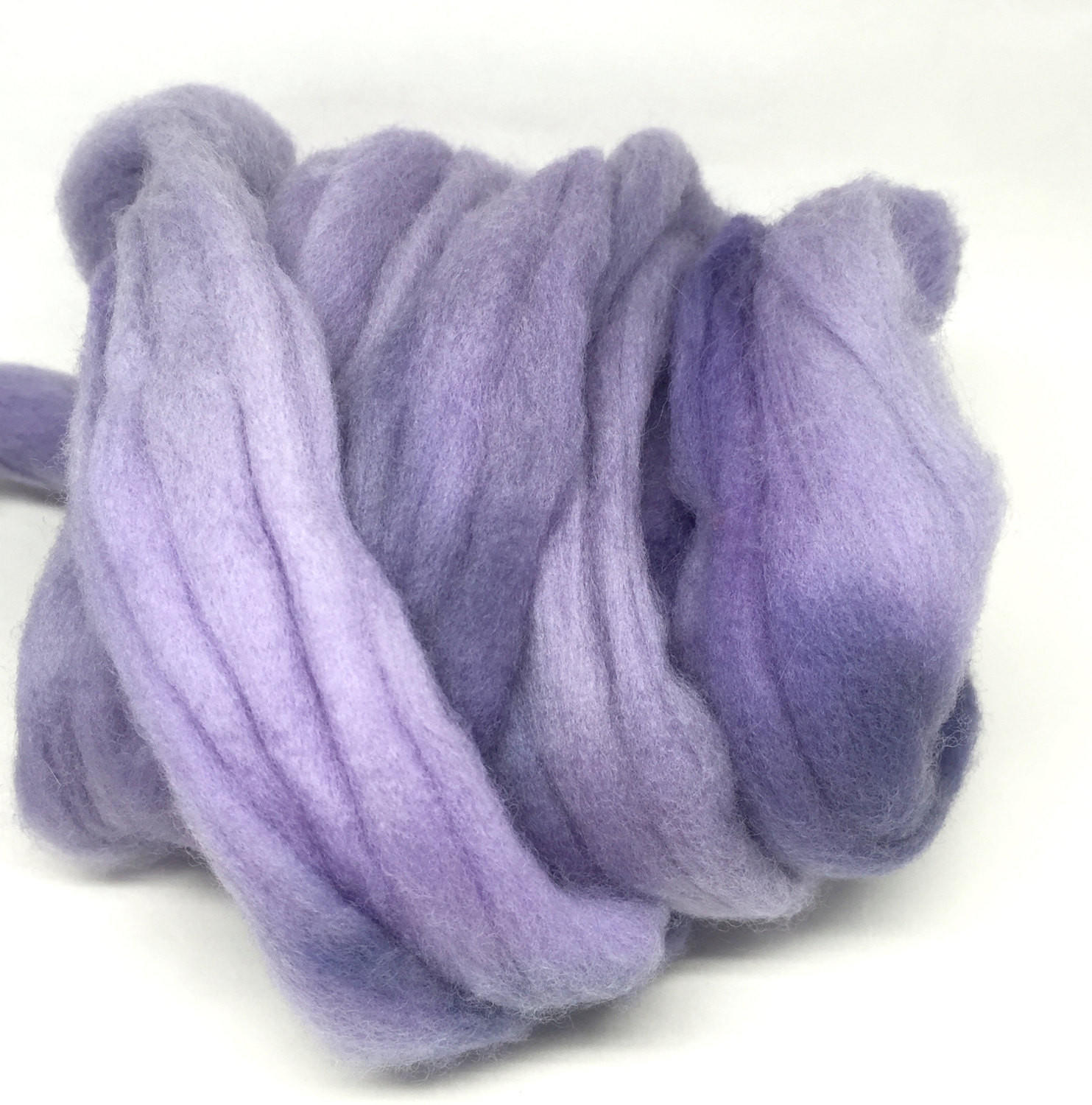 Hand dyed fibre - Cat and Sparrow UK