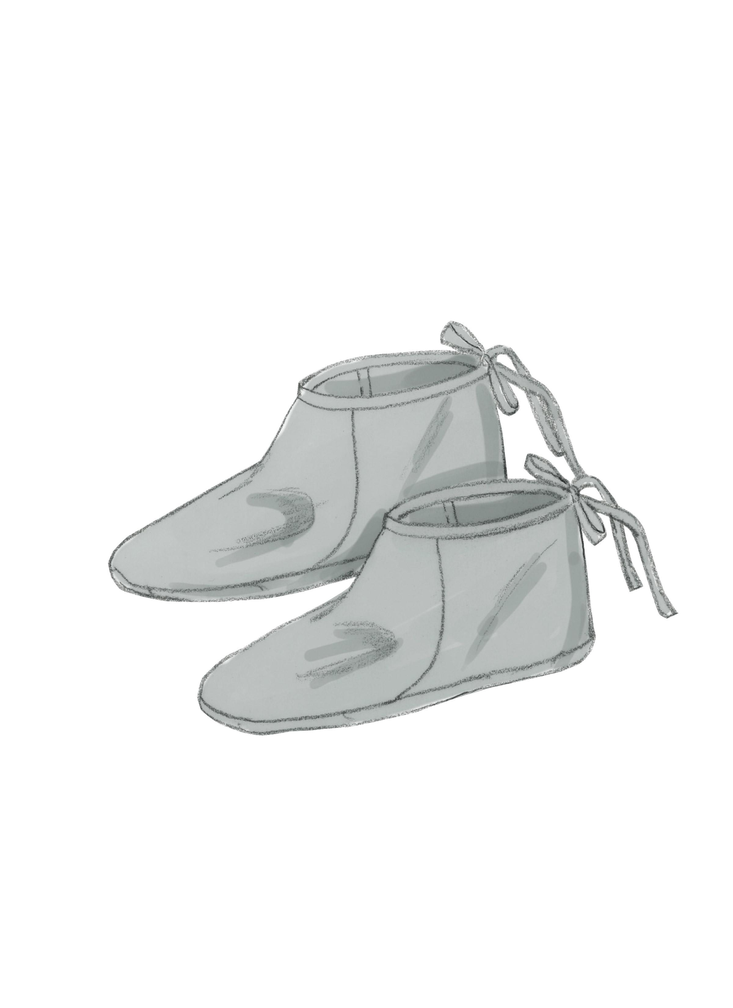 Butterick B5233 Historical Footwear
