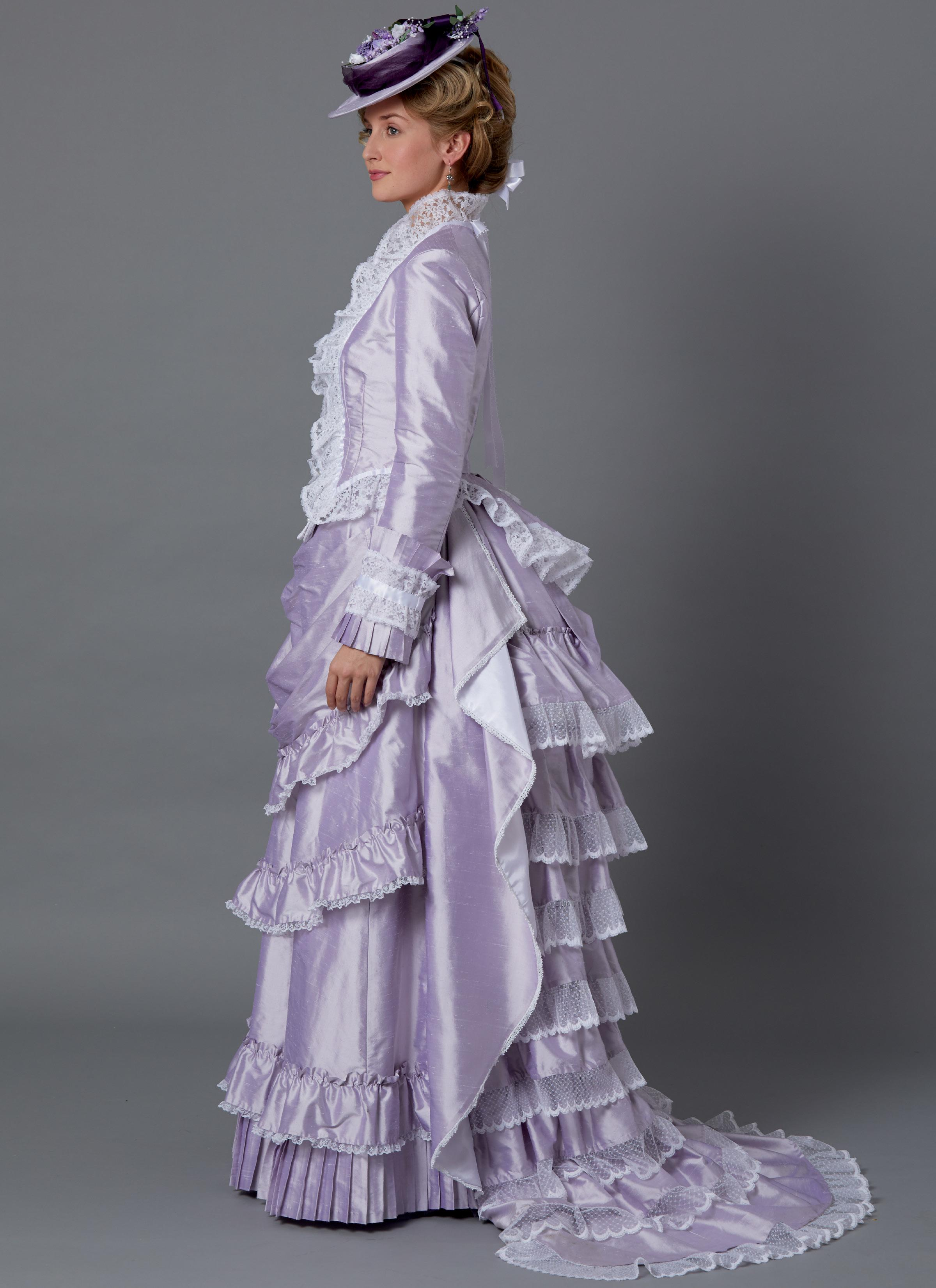 Butterick B6692 Misses' Costume