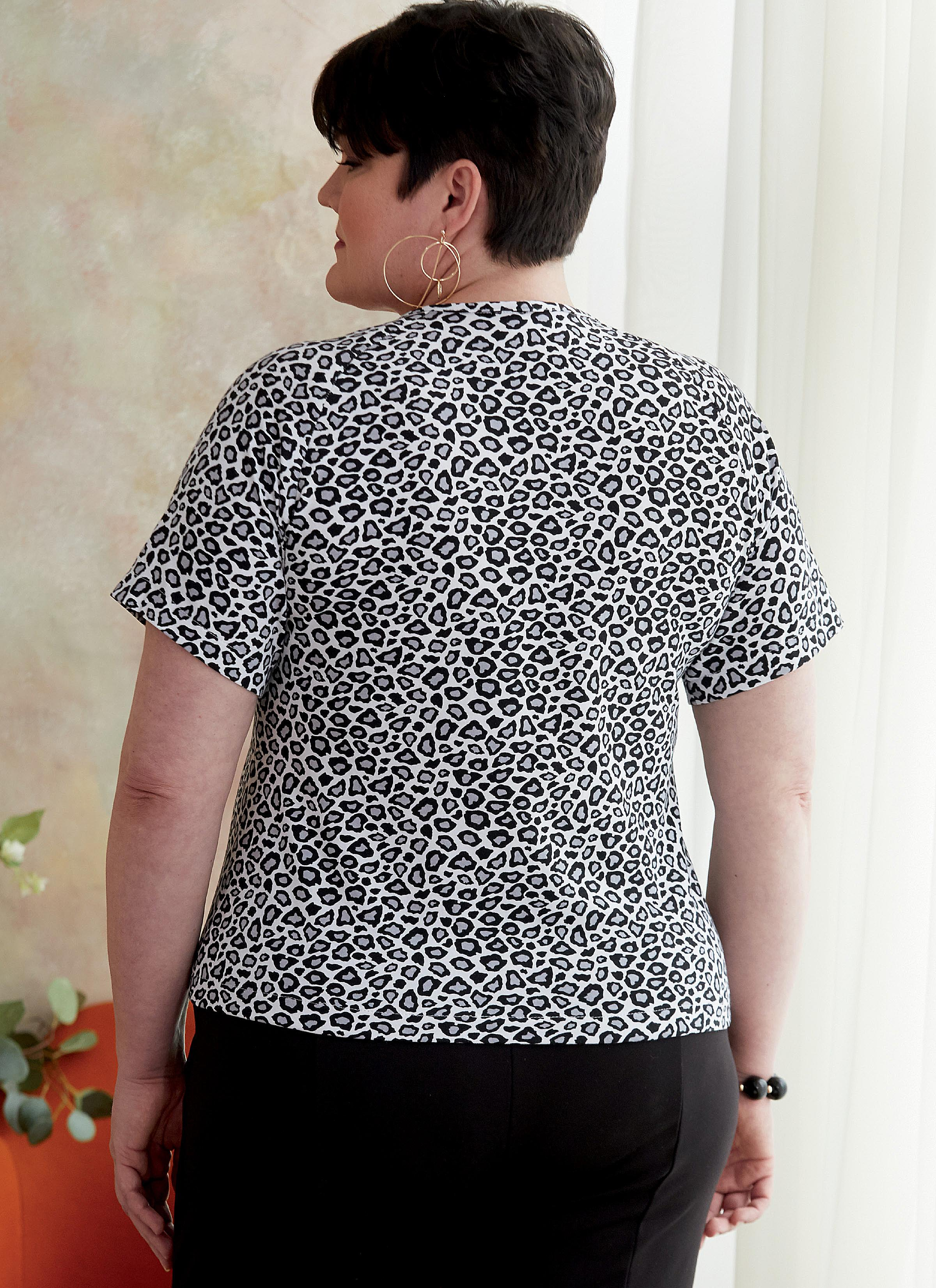 Butterick B6690 Misses'/Woman Top