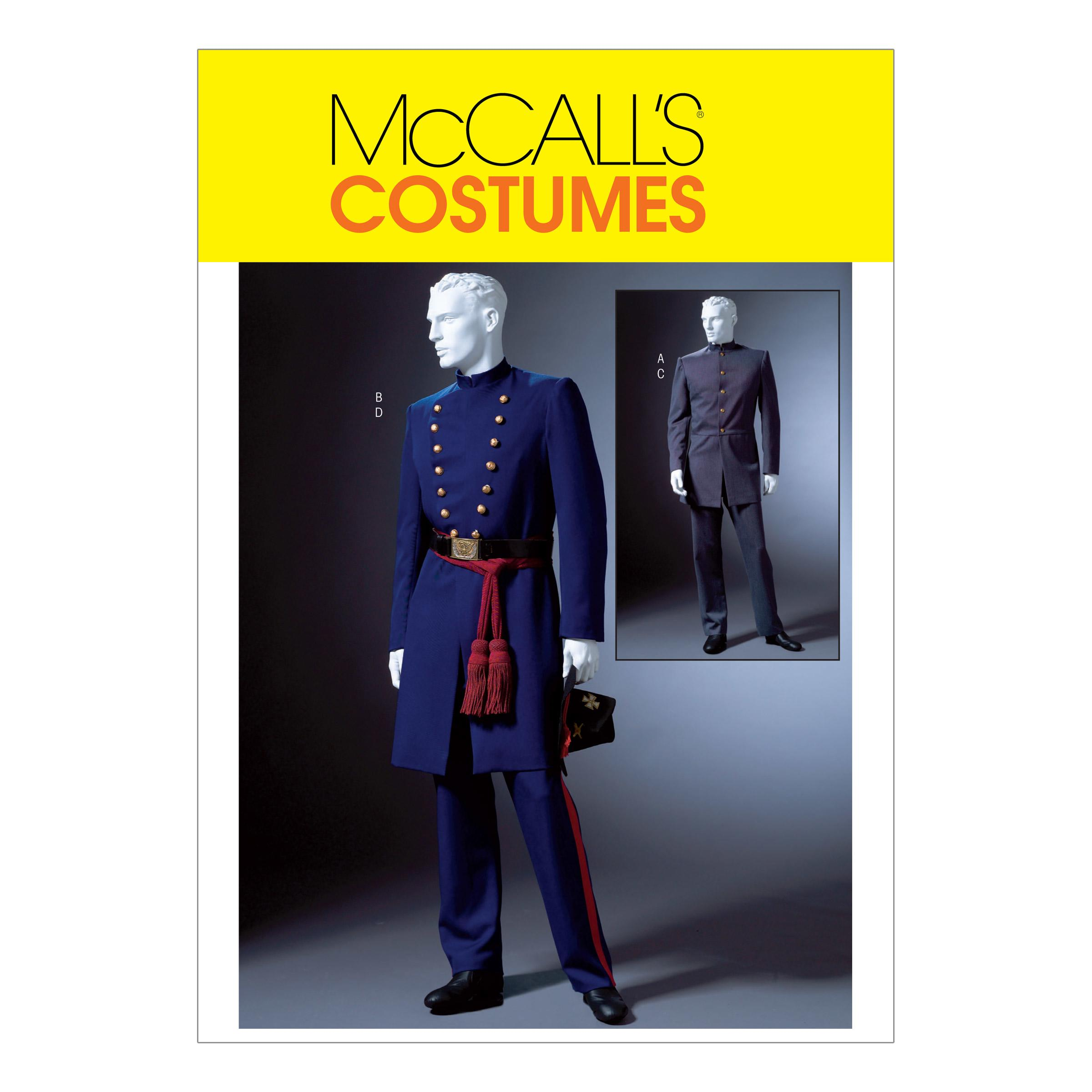 McCalls M4745 Coats, Costumes, Historical, Pants