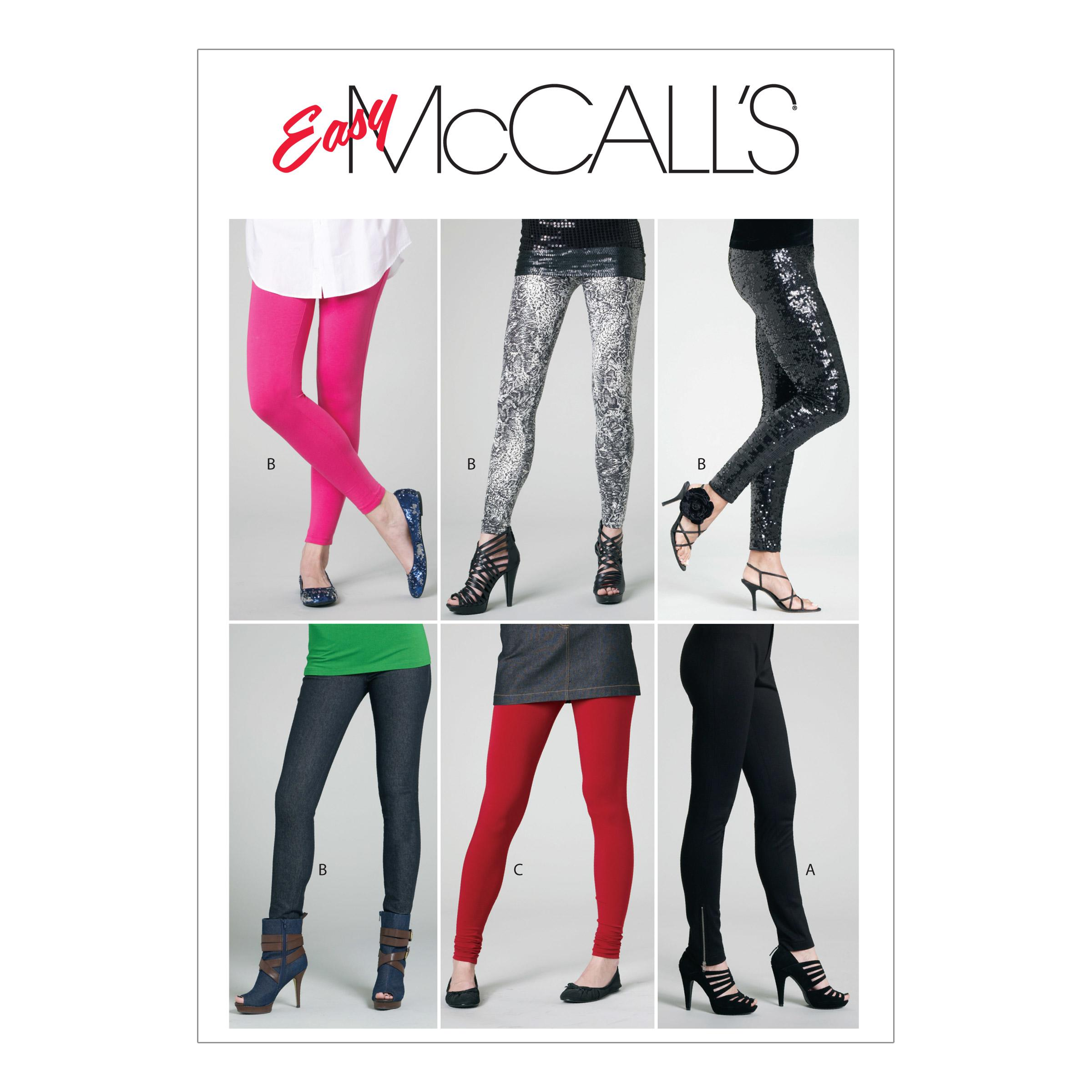McCalls M6173 Pants/Shorts & Jumpsuits