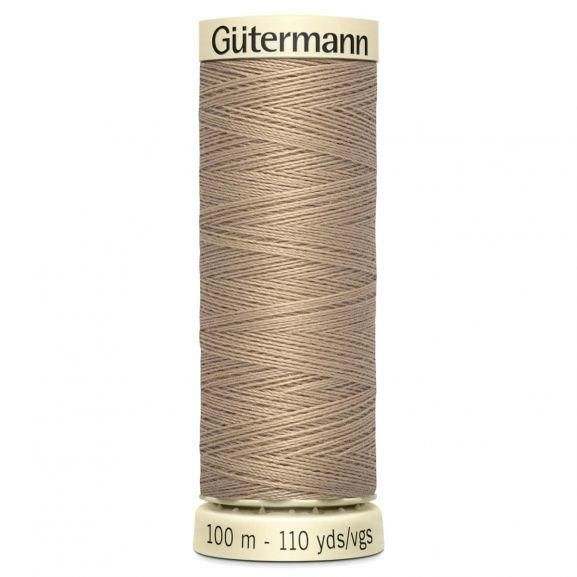 Gutterman Sew All Thread 100m colour 215