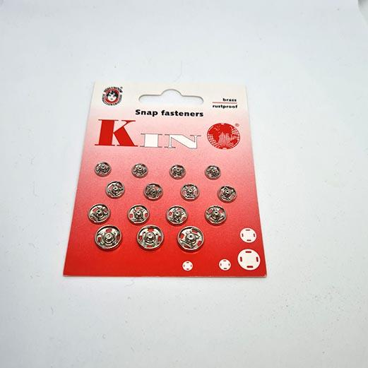 Snap Fasteners - Sew On