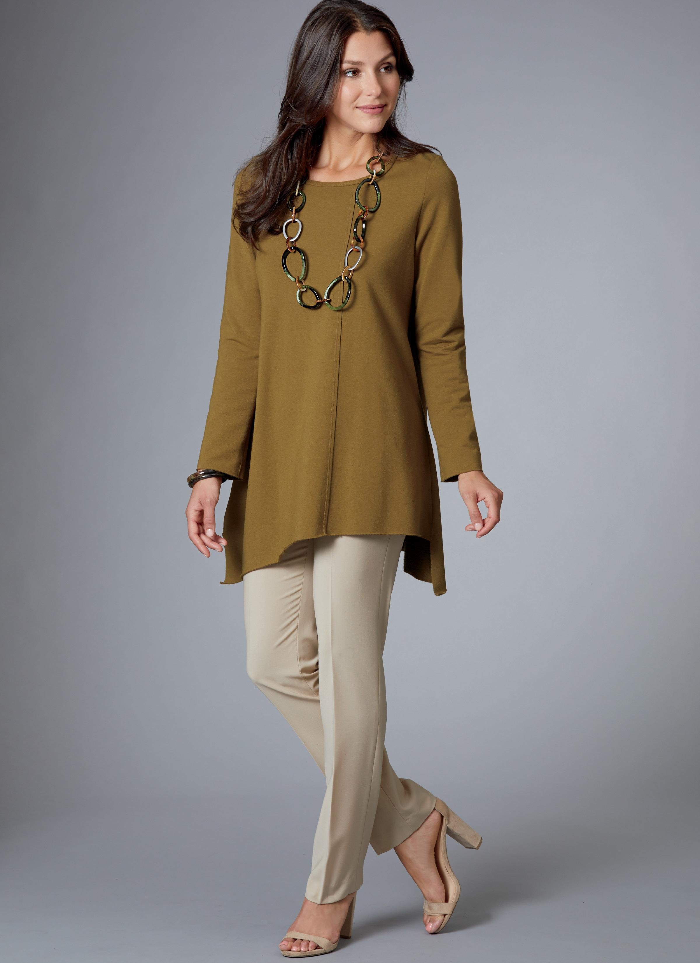 Butterick B6633 Misses' Tunic