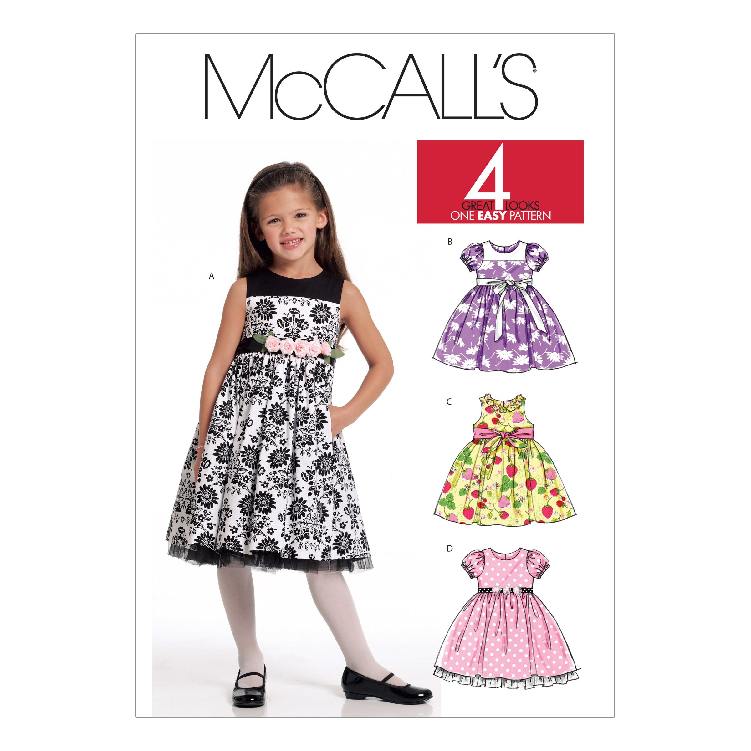 McCalls M5793 Children