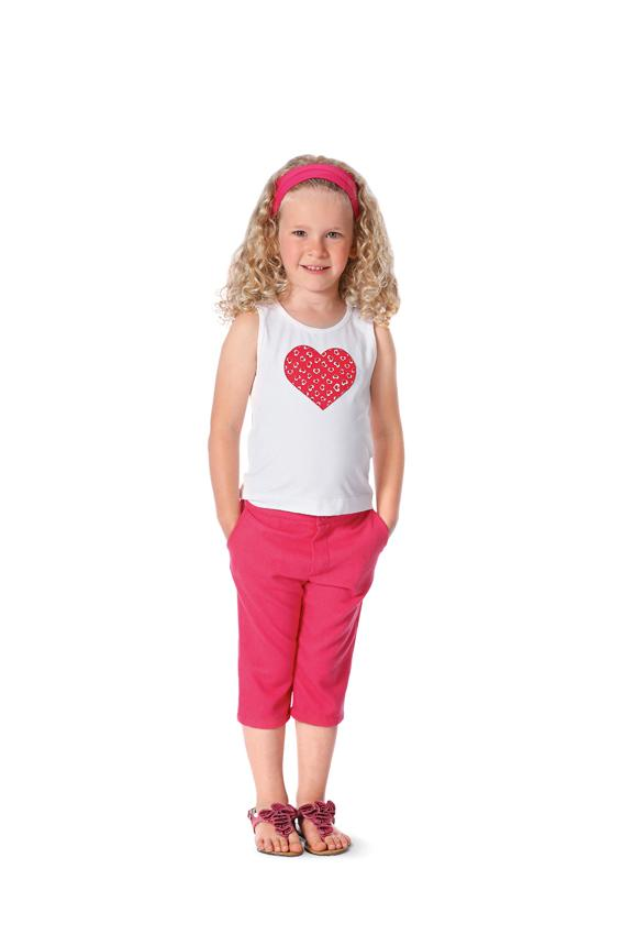 Burda B9439 Burda Children Sewing Pattern