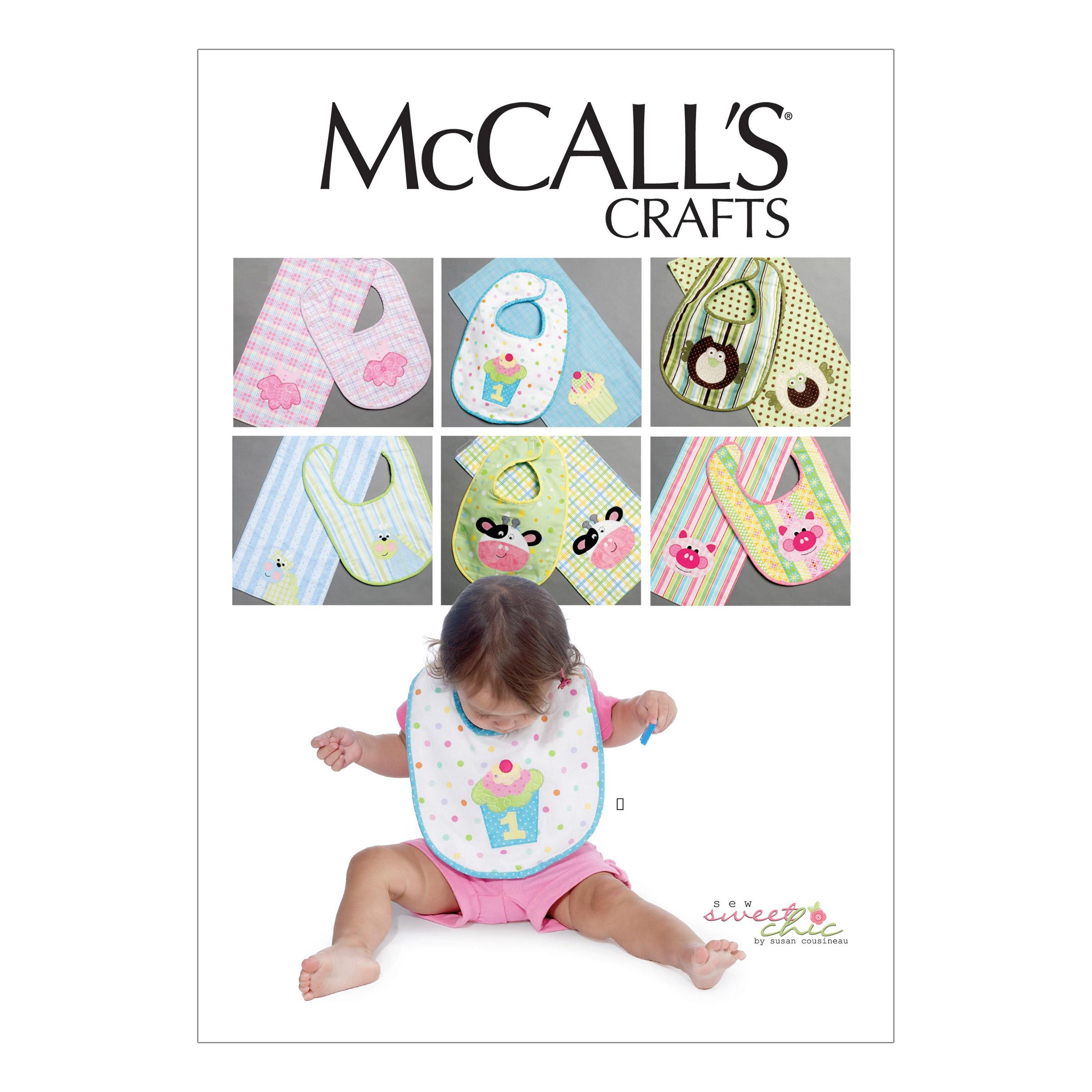 McCalls M6478 Crafts/Dolls/Pets, Infants/Toddlers