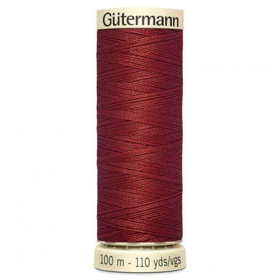 Gutterman Sew All Thread 100m colour 221