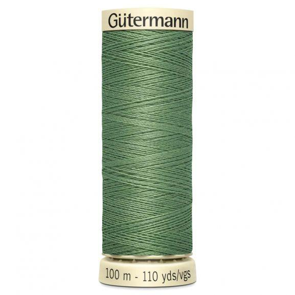 Gutterman Sew All Thread 100m colour 821