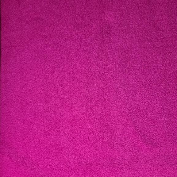 Plain Polar Fleece - Cerise