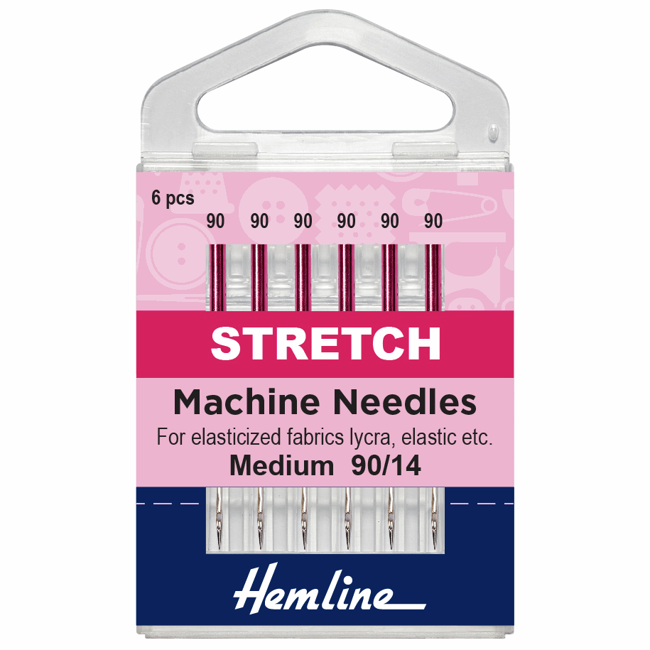Sewing Machine Needles: Stretch: Medium 90/14???