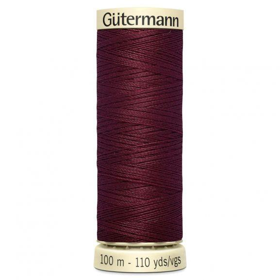 Gutterman Sew All Thread 100m colour 369