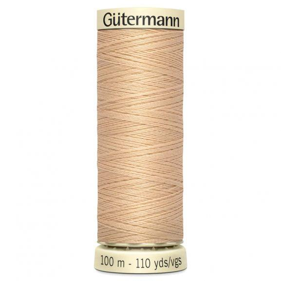 Gutterman Sew All Thread 100m colour 421