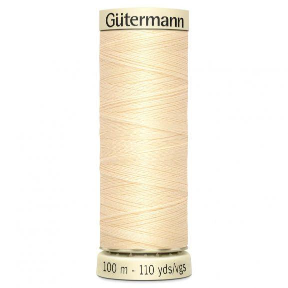 Gutterman Sew All Thread 100m colour 610