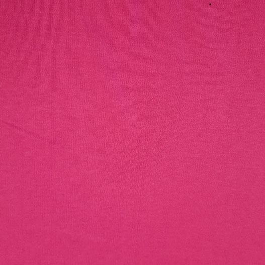 Plain Two Way Cotton Stretch Fuchsia