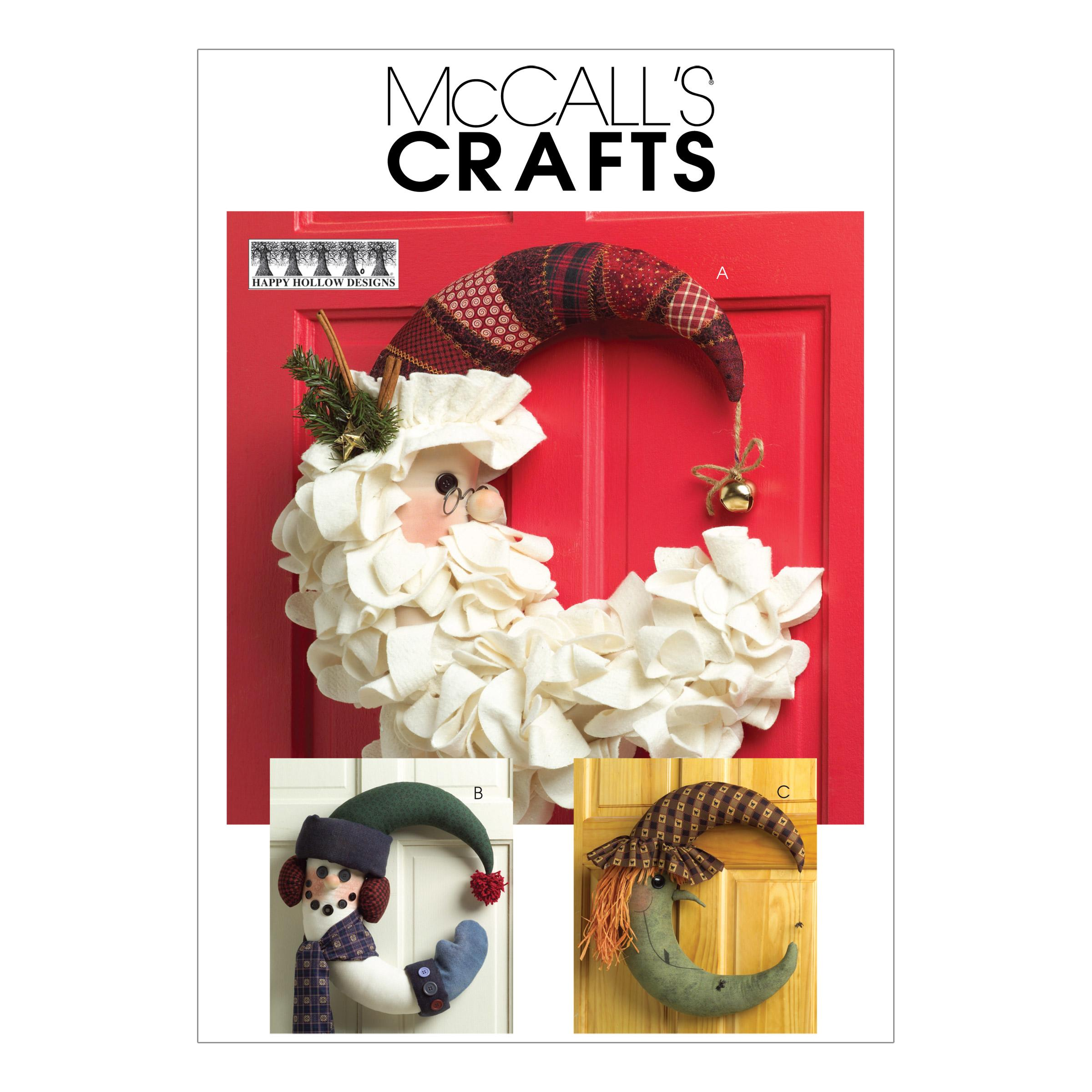 McCalls M5205 Crafts/Dolls/Pets, Seasonal/Holiday