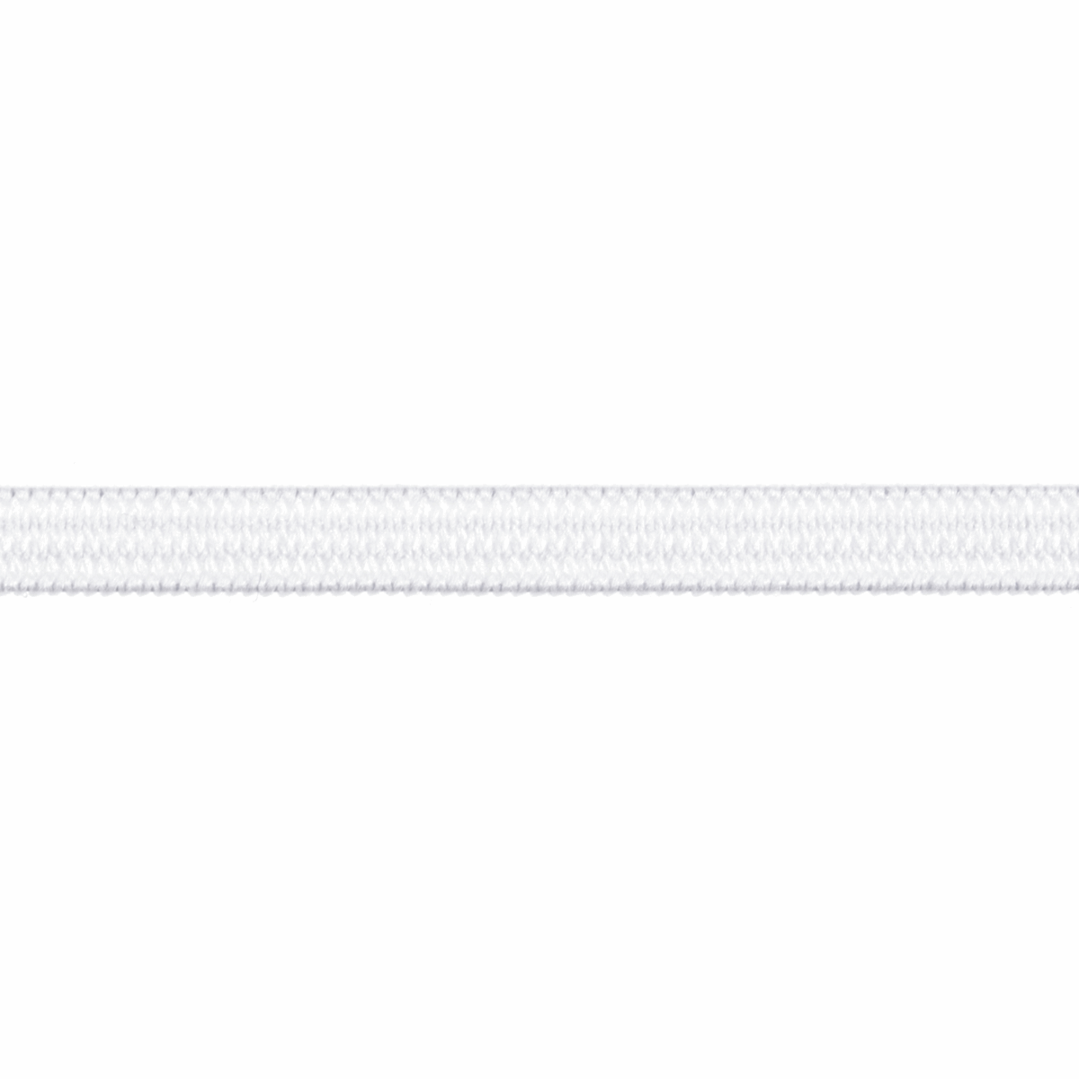 Elastic: 400m x 5mm: White