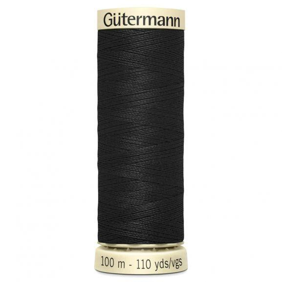 Gutterman Sew All Thread 100m colour 000