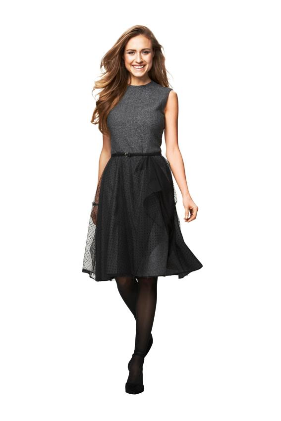 Burda B6833 Dress Sewing Pattern