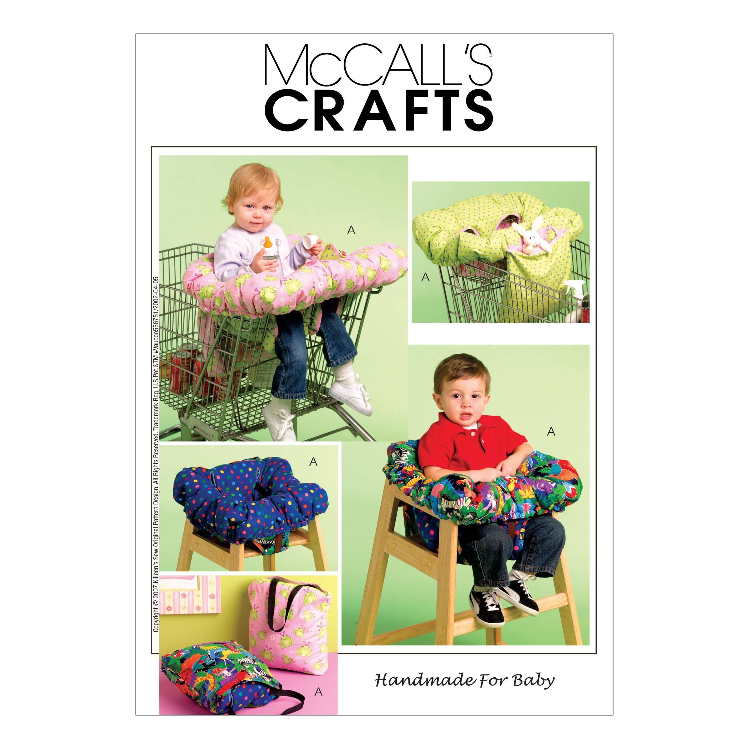 McCalls M5721 Crafts/Dolls/Pets, Infants/Toddlers