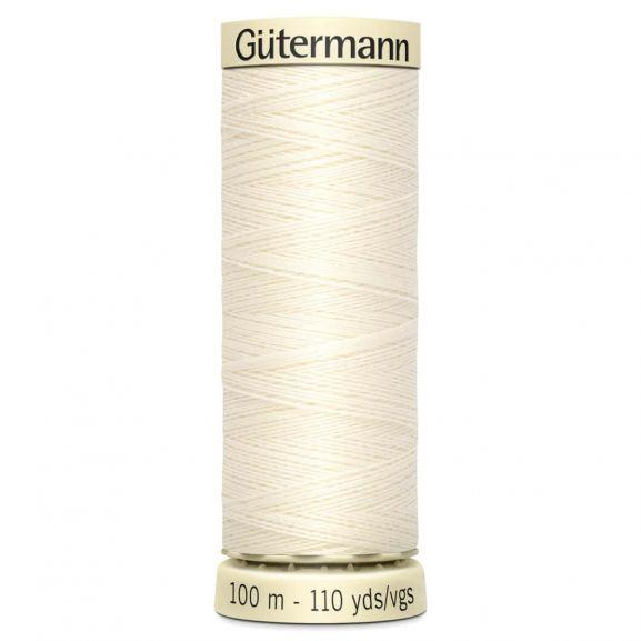 Gutterman Sew All Thread 100m colour 001