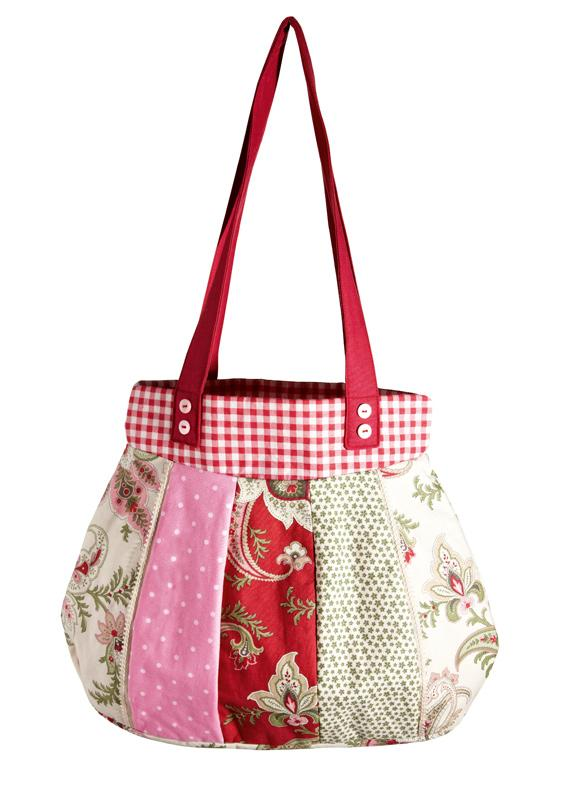 Burda B7264 Bag Sewing Pattern