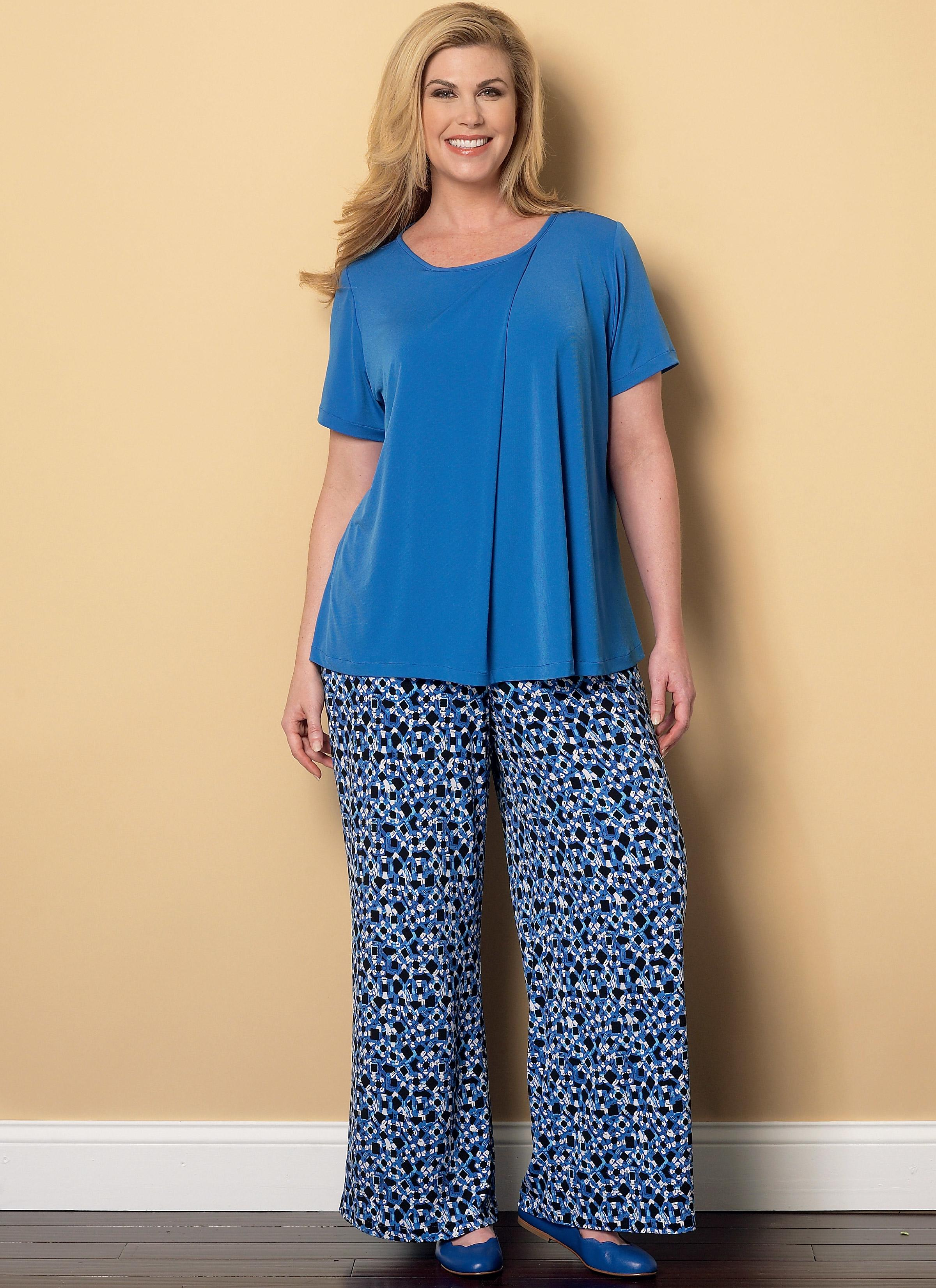 Butterick B6262 Misses'/Women's Loungewear