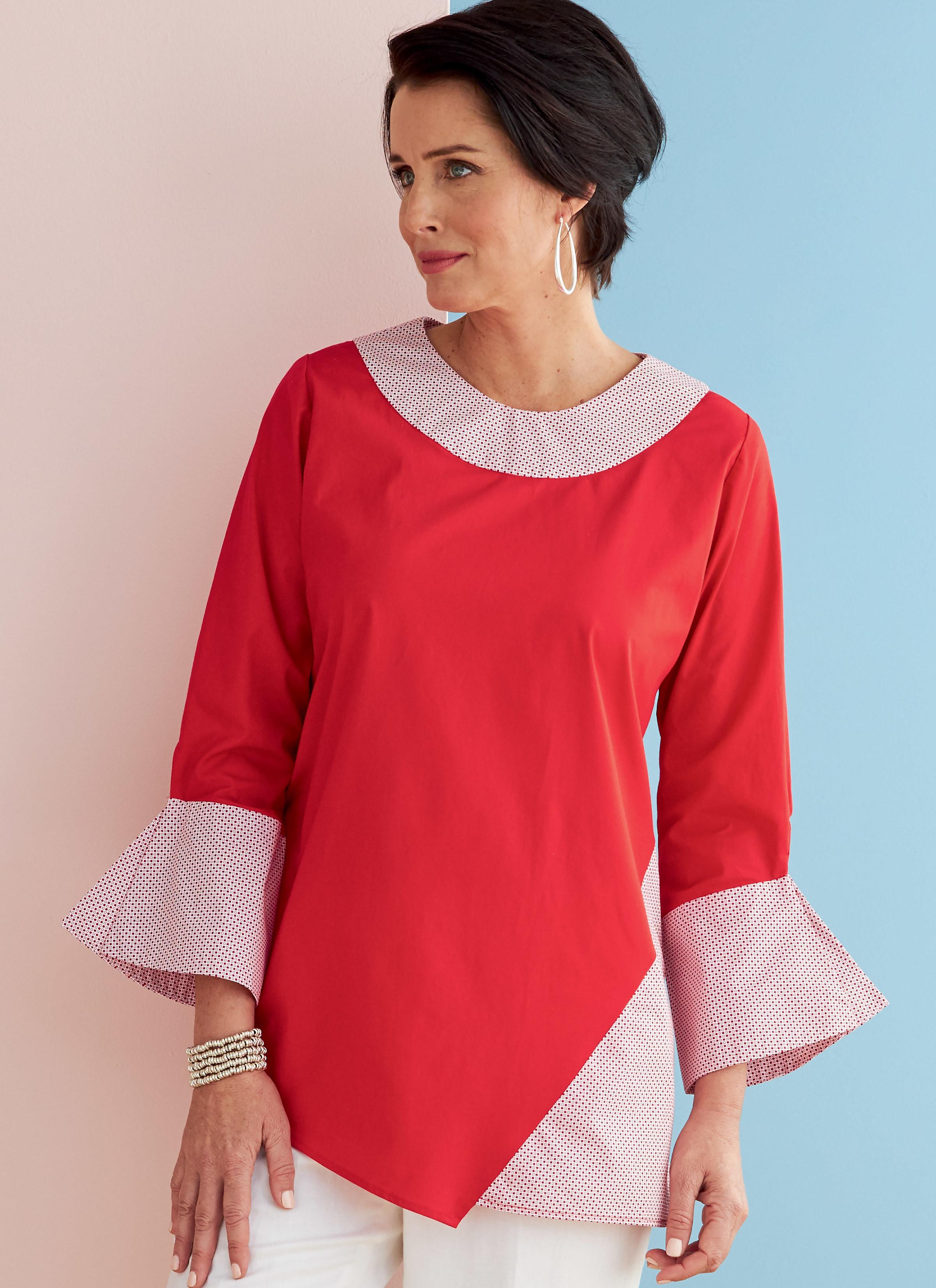 Butterick B6734 Misses' & Women's Top
