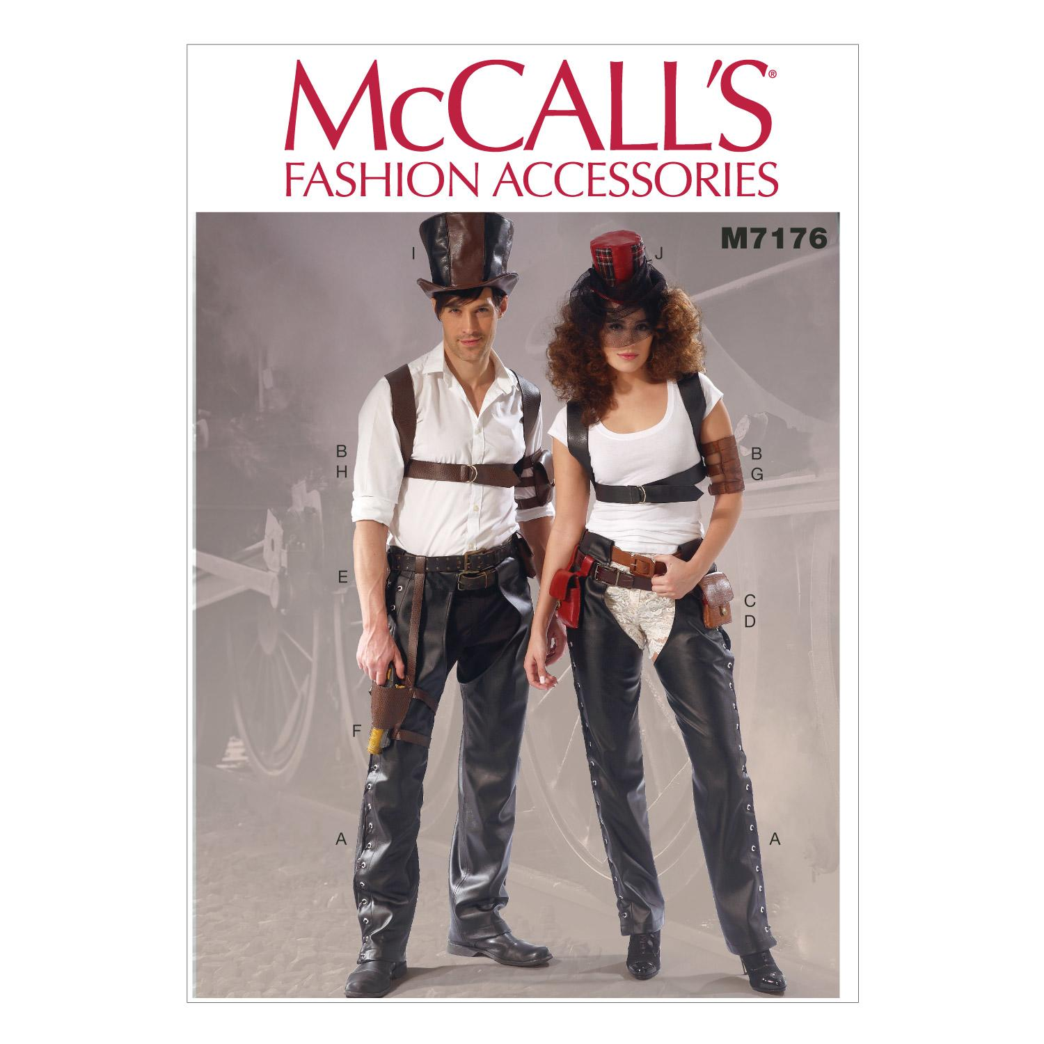 McCalls M7176 Accessories, Costumes