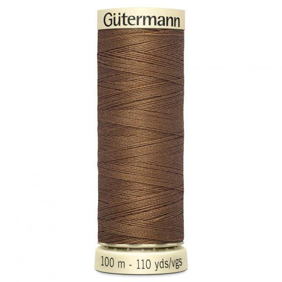 Gutterman Sew All Thread 100m colour 124