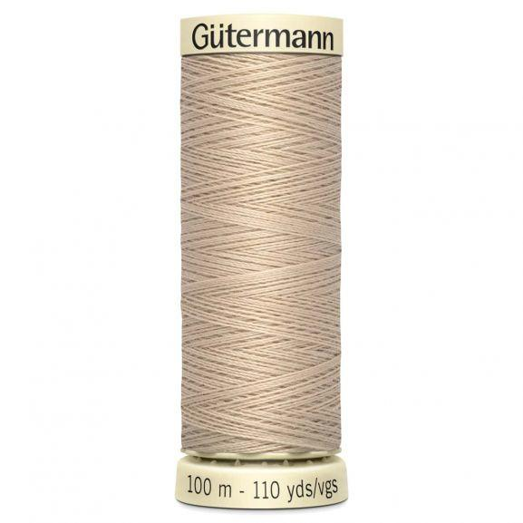 Gutterman Sew All Thread 100m colour 198