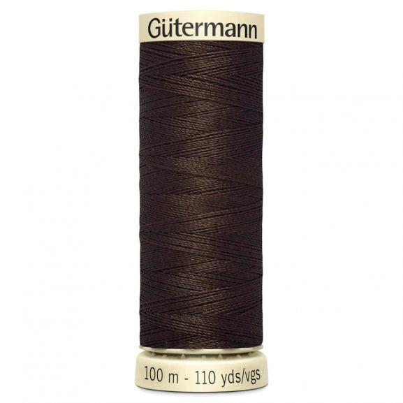 Gutterman Sew All Thread 100m colour 406