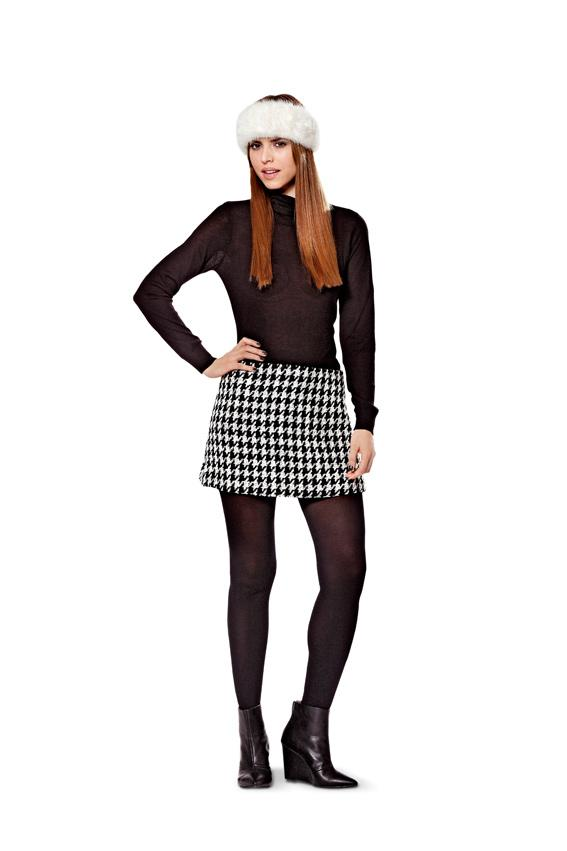 Burda B8237 Skirt Sewing Pattern