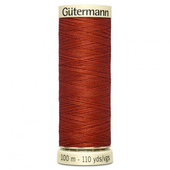 Gutterman Sew All Thread 100m colour 837