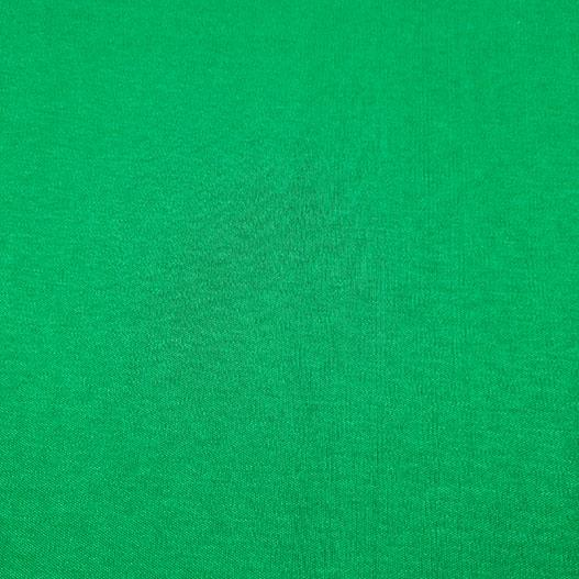 Plain Two Way Cotton Stretch Emerald Green
