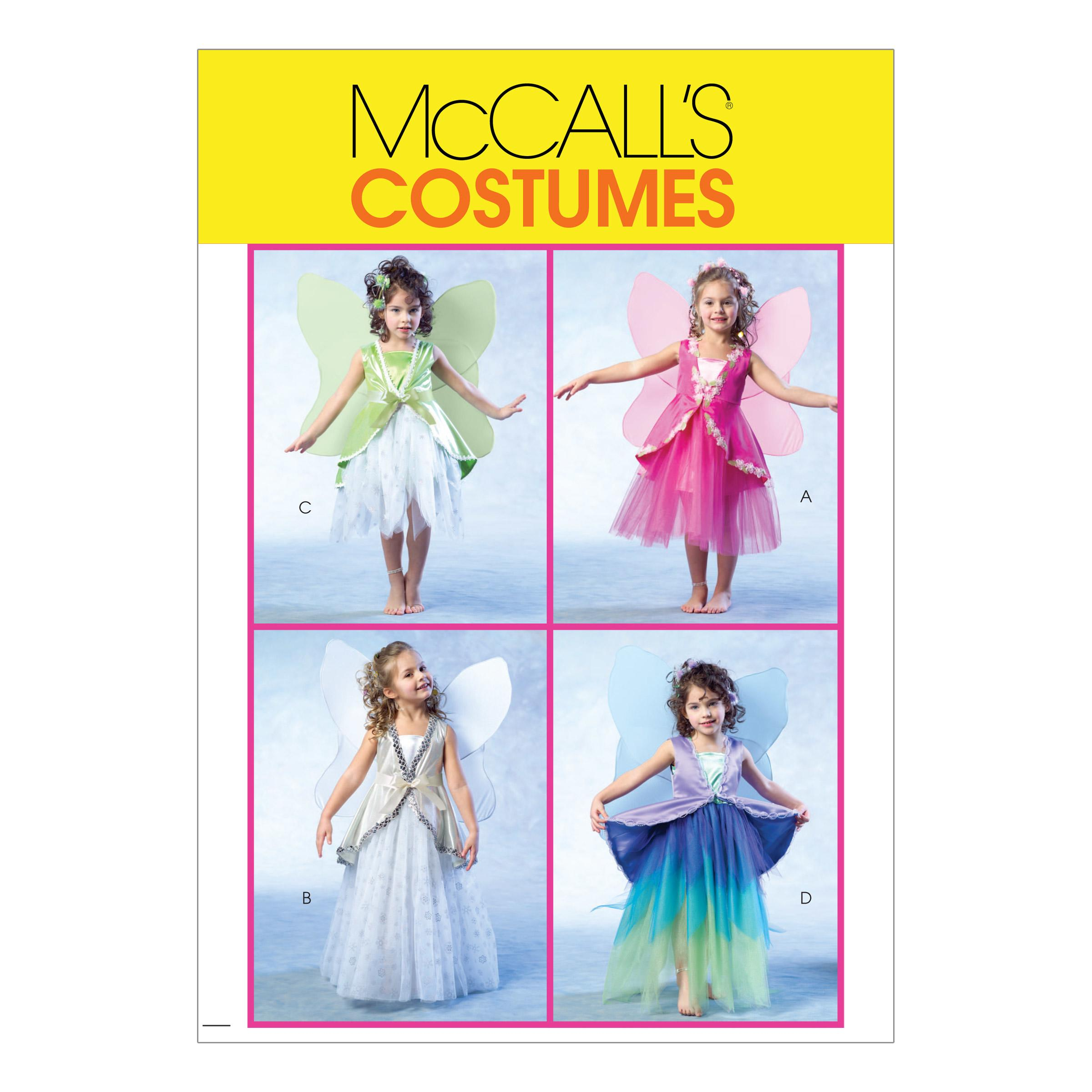 McCalls M4887 Costumes, Halloween