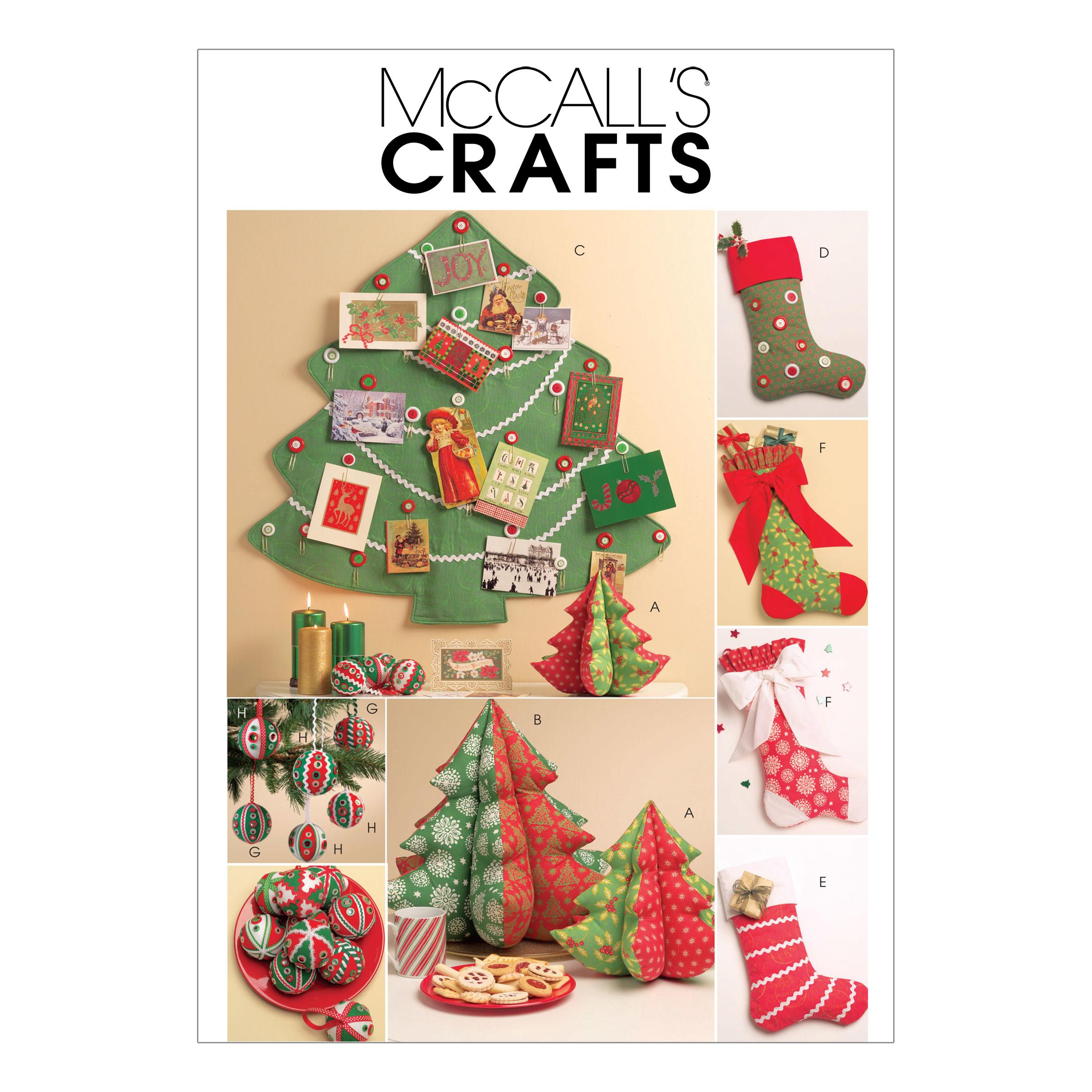 McCalls M5778 Crafts/Dolls/Pets, Seasonal/Holiday