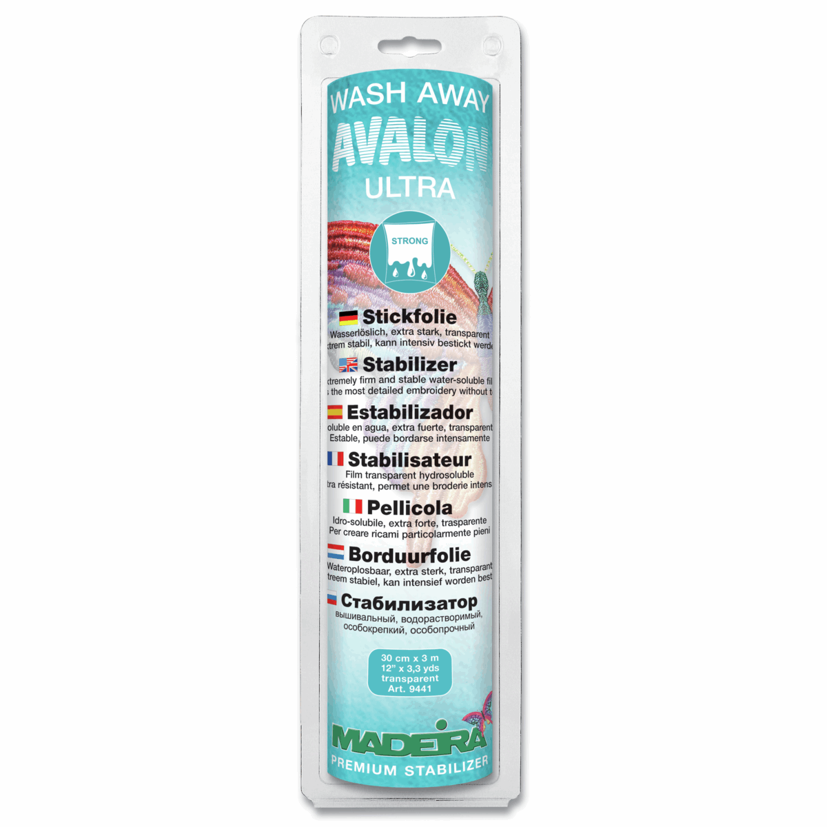 Madeira Avalon Ultra Wash-Away