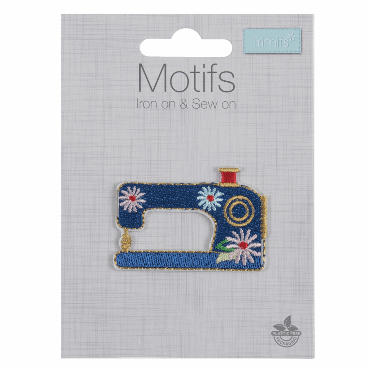 Motif B: Sewing Machine