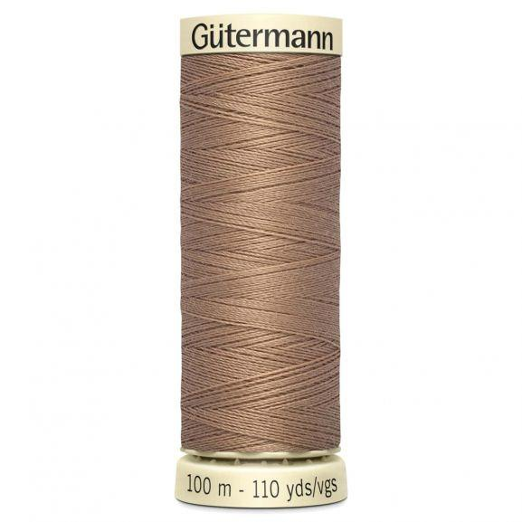 Gutterman Sew All Thread 100m colour 139