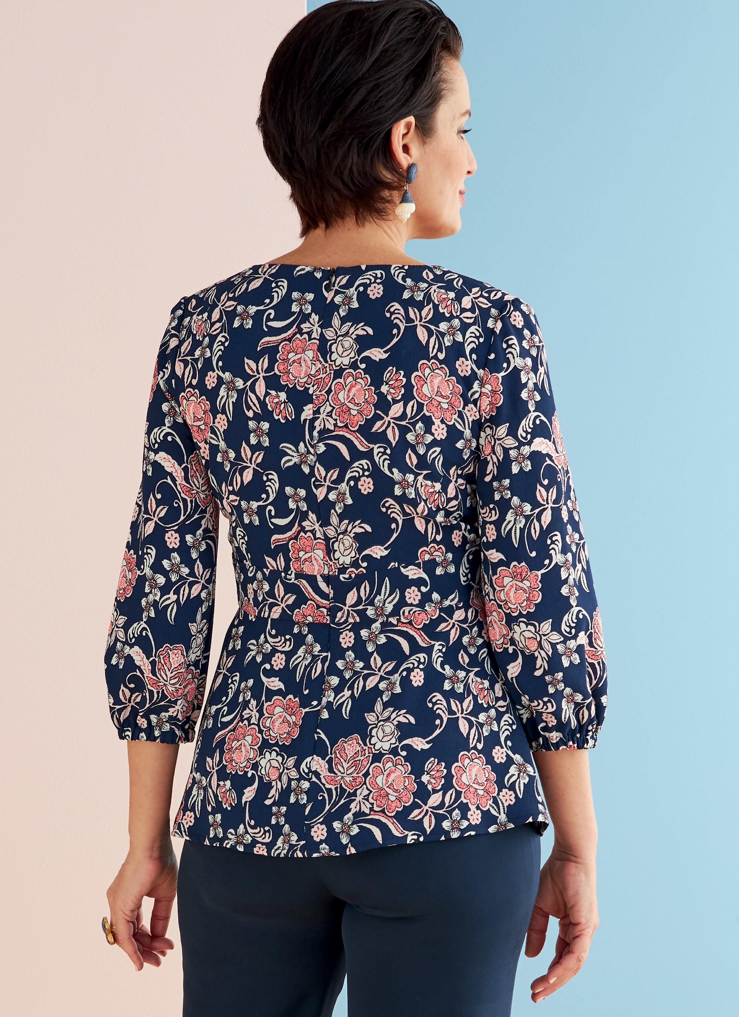 Butterick B6732 Misses' Top