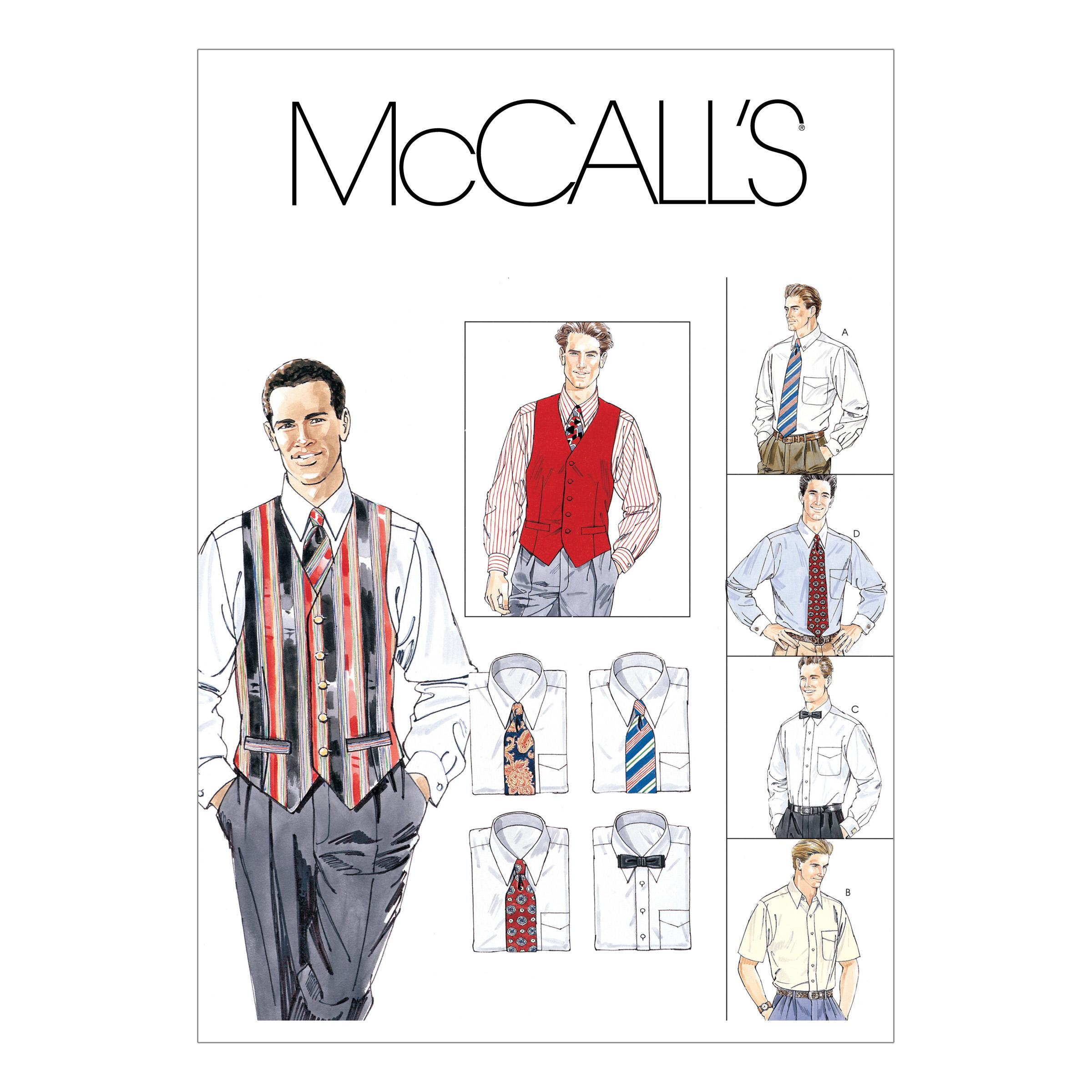 McCalls M2447 Men, Men/Boys