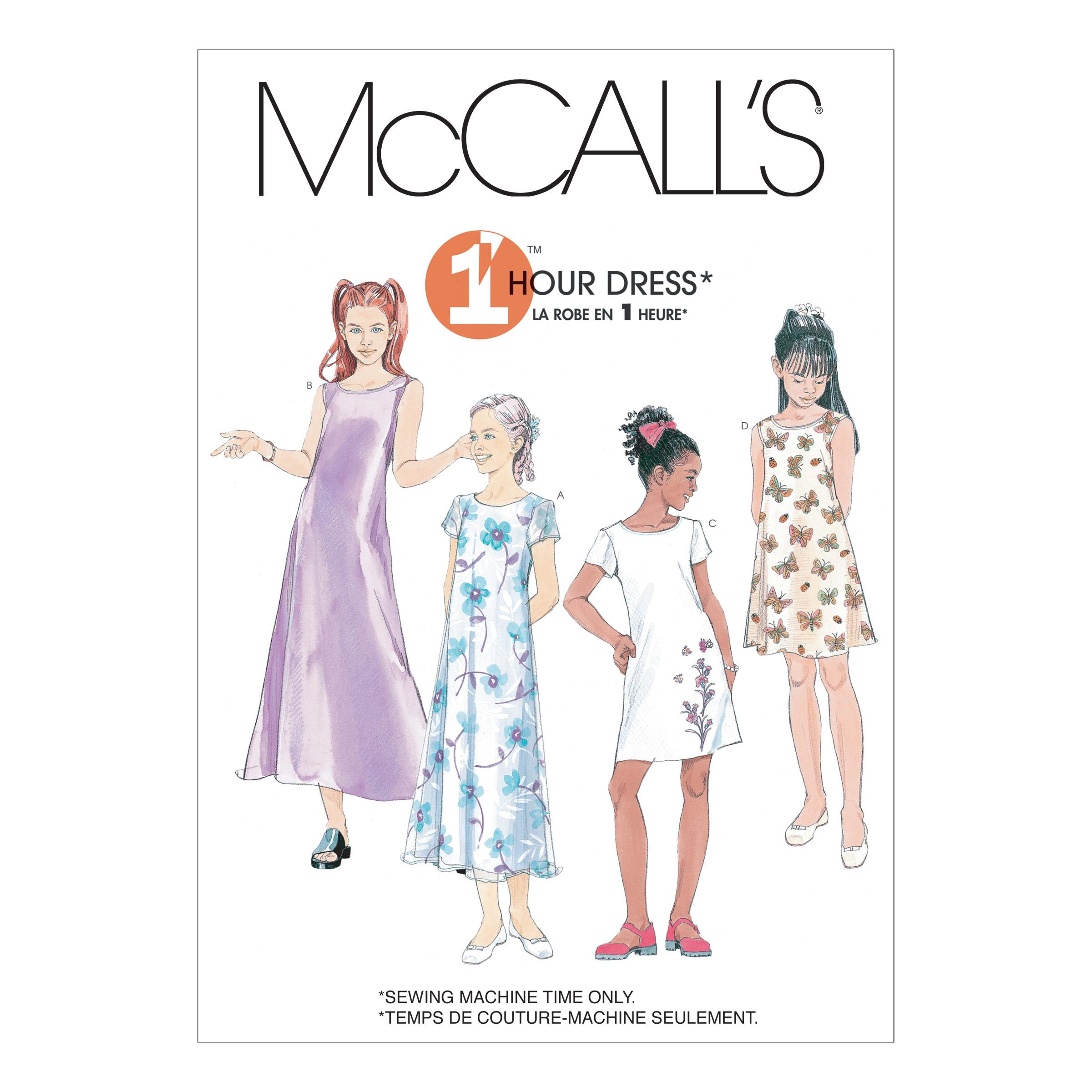 McCalls M6098 Girls/Boys