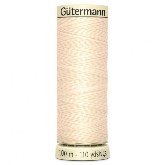 Gutterman Sew All Thread 100m colour 414