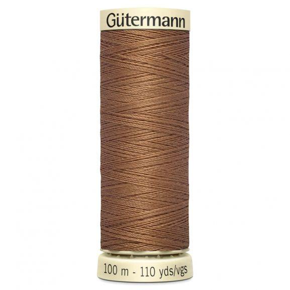 Gutterman Sew All Thread 100m colour 842