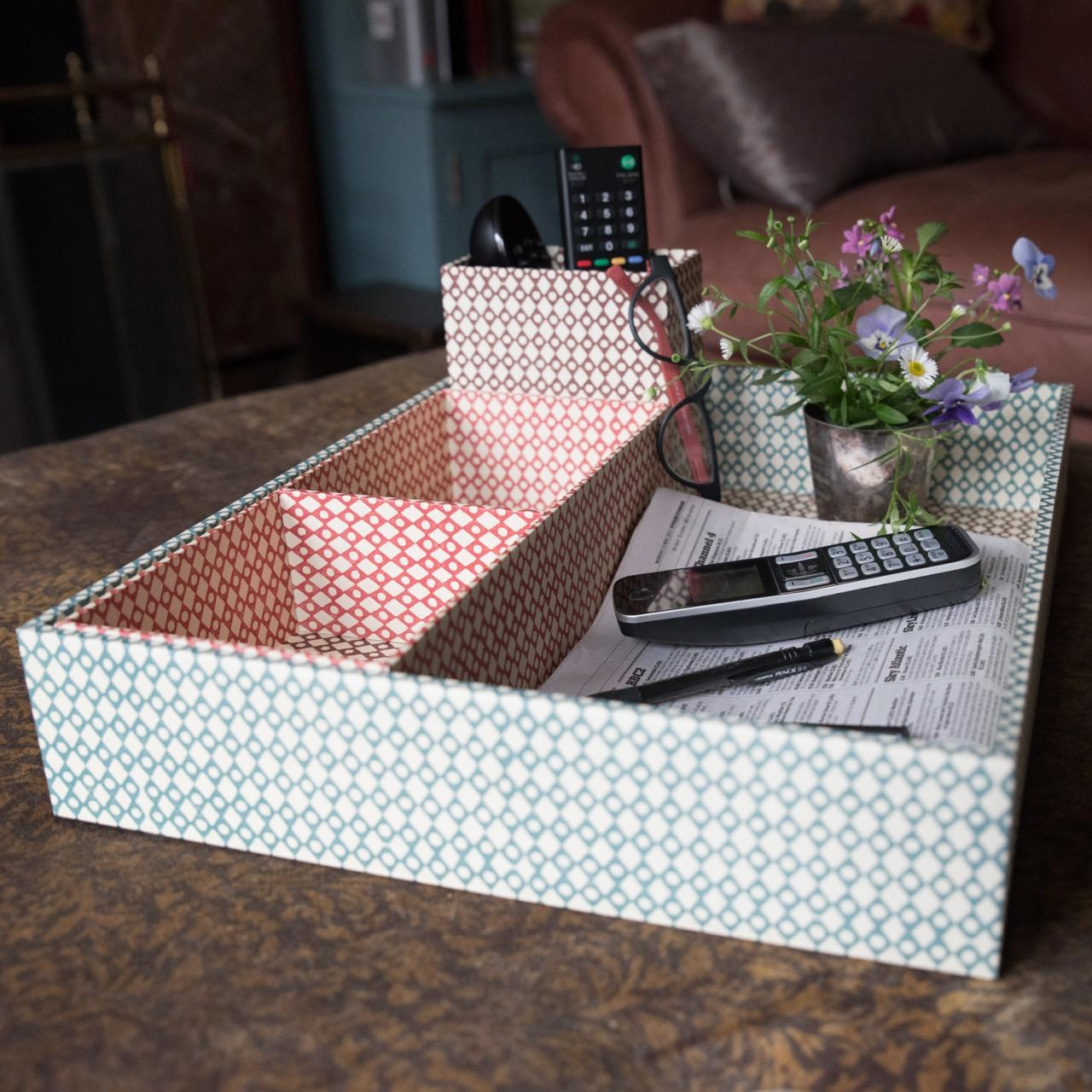 Trays and Tissue Boxes
