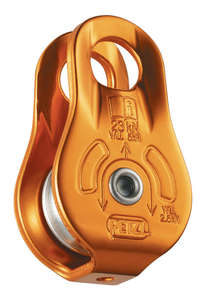 Petzl Fixe fixed sided pulley